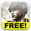 The Apple iPhone BIA Brothers in Arms WW2 shooting game app review,Brothers in Arms app review,Brothers in Arms review,iPhone Brothers in Arms review
