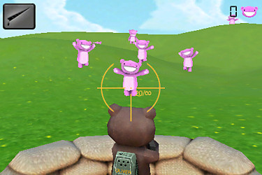 iPhone - Battle Bears game app for the iphone review by Craig Moore