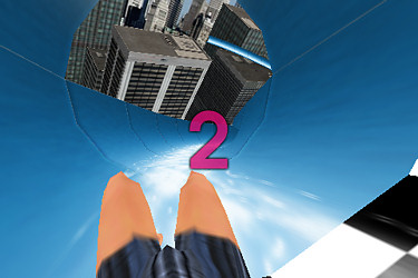 iPhone – Waterslide Extreme game app review for the iphone