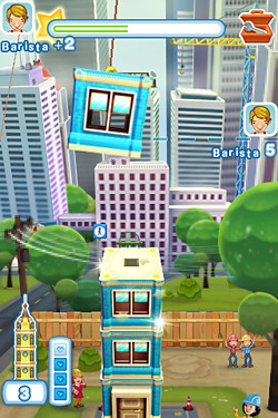 Tower bloxx deluxe 3d game app for the iphone review by for Home building apps for iphone