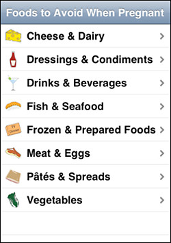Foods and beverages to avoid during pregnancy babycenter for List of safe fish during pregnancy